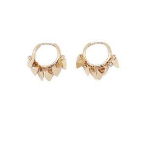 cavaliere-gioielli-orecchini-cerchio-con-stelle-oro